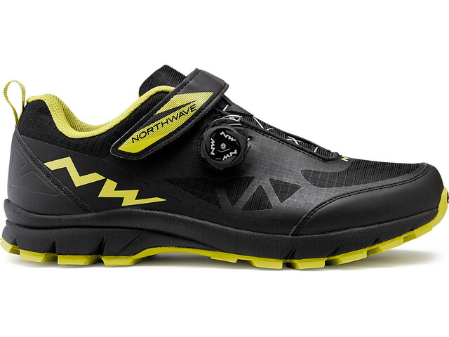 Northwave Corsair Shoes Herren black/green